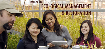 Ecological Management and Restoration