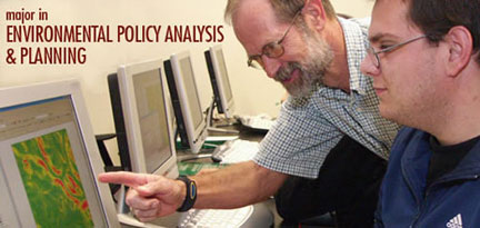 Environmental Policy Analysis & Planning