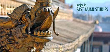 East Asian Studies Major 39