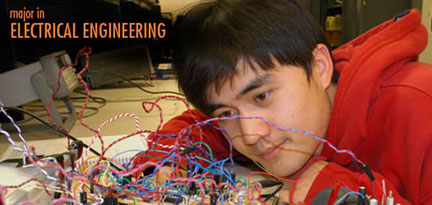 Electrical Engineering what is major in college
